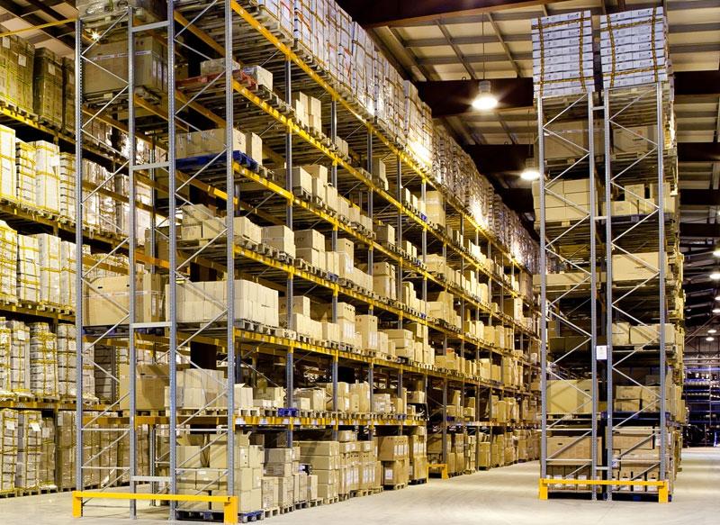 cross docking vs warehousing