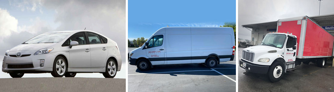 DLX Local Silicon Valley Delivery Service