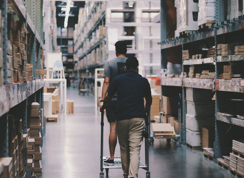 Outsource Warehousing and Distribution Services